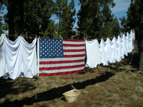 Clothesline Anchorage Classy Clothesline Bans Void In 60 States Sightline Institute